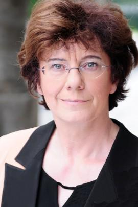 M.A., M.S. (USA) Andrea Mrazek, Präsidentin